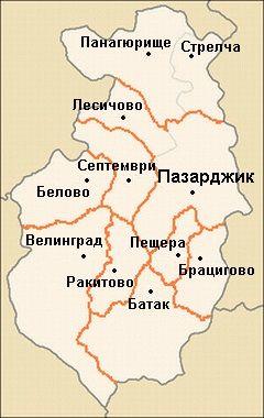 Структура - ЦСМП - Пазарджик